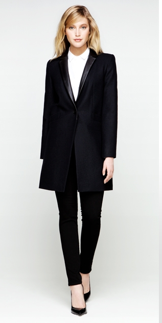 TOM-B BLOUSE In Stores: June 596-6025  MANILLE COAT In Stores: July 316-8142